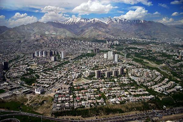 ناامنترین مناطق تهران از نظر ایمنی