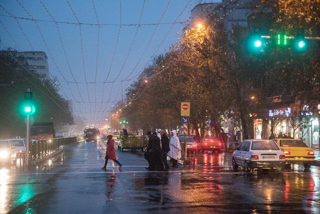 بارشهای کشور، ۶ درصد بالاتر از همیشه