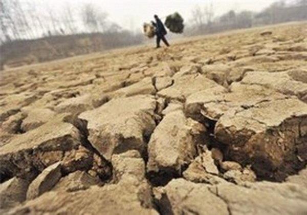سمنان در معرض کویرزایی و شوری خاک