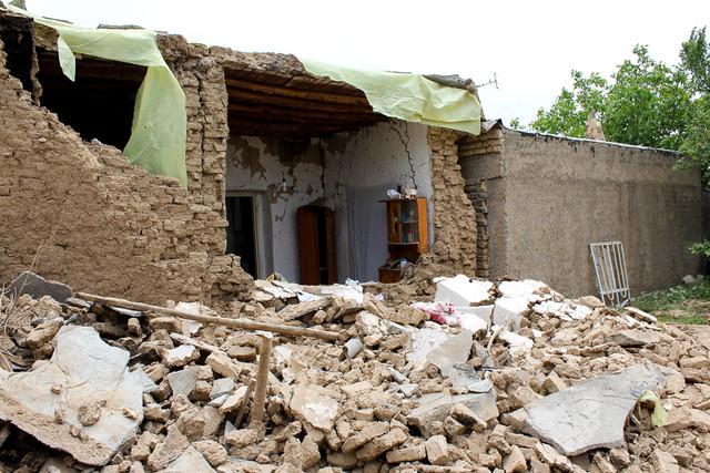 ۱۴۰۰ واحد مسکونی زلزلهزده خراسان شمالی نیازمند بازسازی است