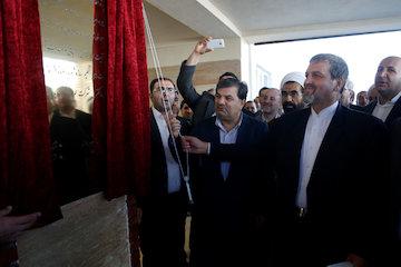 افتتاح بیش از ۳۲۰۰ واحد مسکن مهر فازهای ۸ و ۱۱ پردیس