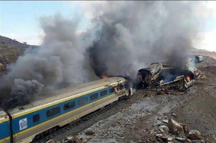 پنجم آذرماه، مصادف با سالگرد حادثه «قطار تبریز- مشهد»
