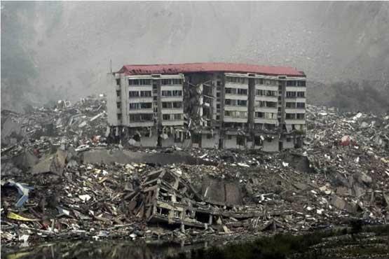 این زلزله شاید زمینلرزه بزرگتر را کنترل کند
