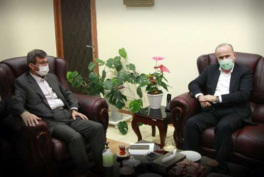 مدیرعامل آبفای گیلان در نشست فرمانداری لاهیجان:  95 درصد آب شرب شهرلاهیجان از تصفیه خانه بزرگ آب گیلان تأمین می شود