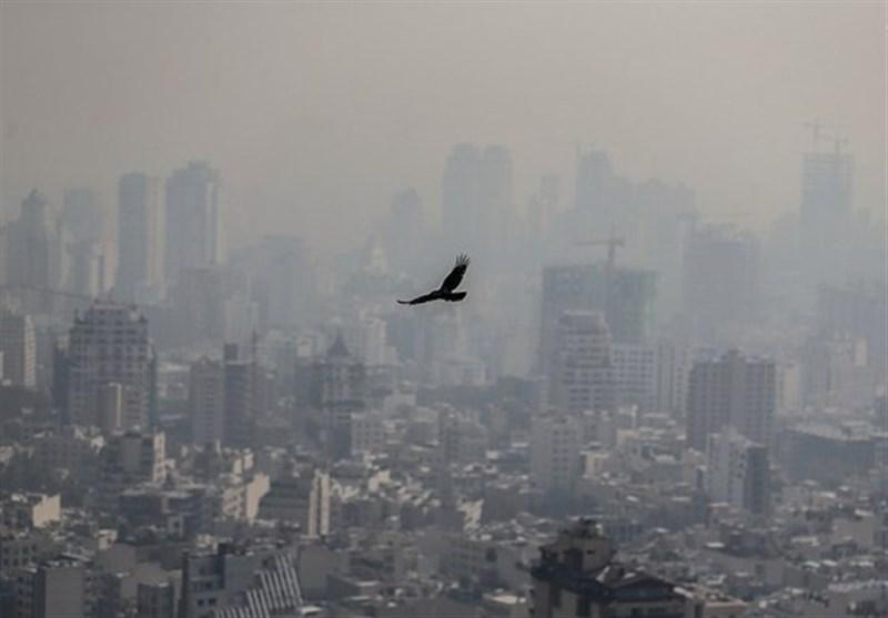 ذرات معلق خطرناکترین آلاینده تهران