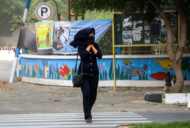پیشبینی وزش باد شدید در تهران از بعدازظهر