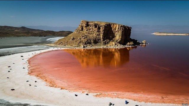 خشکی دریاچه ارومیه، سلامت ۲۰ میلیون ایرانی را با چالشهای جدی مواجه خواهد کرد