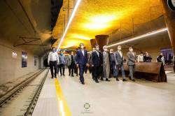 ایستگاه مترو وکیل الرعایا نمود هنر شیراز و شیرازی ها است