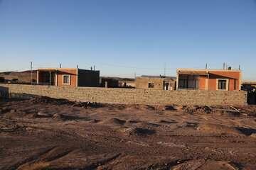 ساخت ۸۴ هزار واحد مسکونی برای روستاییان محروم تا پایان امسال