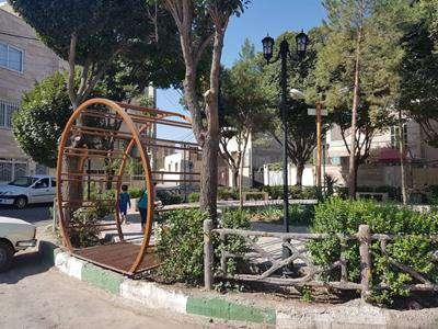 سردرب پاتوق محله مغلواک نصب شد