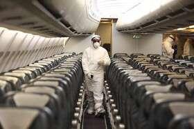 عدم صدور مجوز جدید پرواز برای برخی ایرلاینها/ اخطار به متخلفان کرونایی