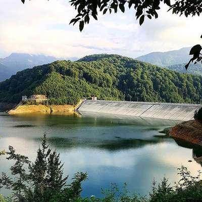 حدود 70درصد مخزن سد آیت الله بهجت شهر بیجار آبگیری شده است