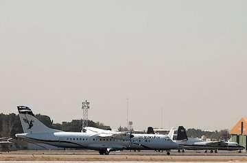 بازدید سرزده رییس سازمان هواپیمایی کشوری از رعایت پروتکلهای بهداشتی در هواپیماها