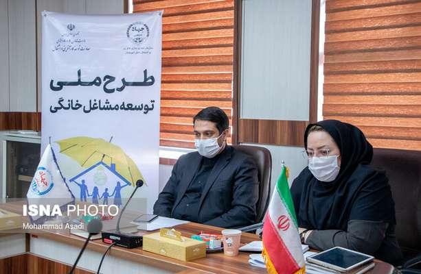 سهم دو هزار نفری استان مرکزی از طرح ملی توسعه مشاغل خانگی