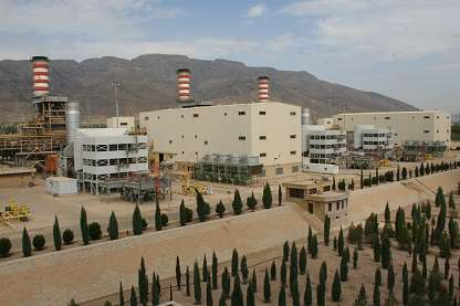 تولید نیروگاه فارس به بیش از 2.6 میلیارد کیلووات ساعت رسید