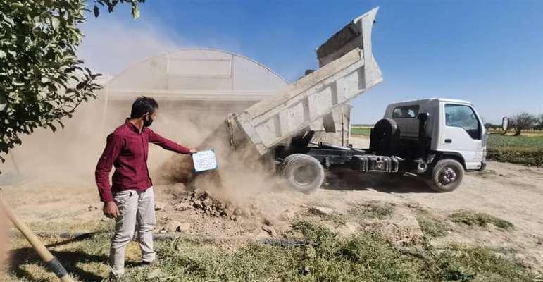 از برداشت غیر قانونی 2.5 میلیون متر مکعب آب در تربت جام...