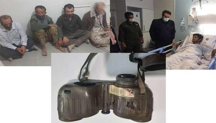 دوربین چشمی حافظ جان محیط بان استان تهران شد/همه متخلفین دستگیر شدند