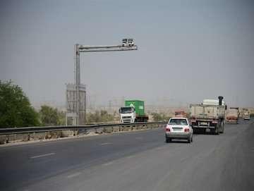 بشنوید| انسداد در محور قزوین - همدان (کیلومتر ۱۱۰) و تردد از مسیر جایگزین لاین/ ترافیک نیمه سنگین در محور کرج - چالوس حدفاصل بیلقان تا سرودار