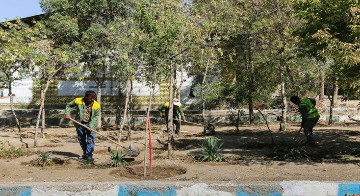 آغاز بازطراحی و ساخت عمارت تاریخی باغشمال