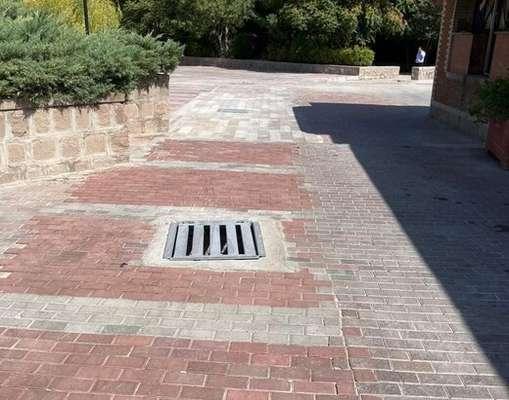 اصلاح، تعمیر و نصب دریچههای فلزی کانالهای پارک ولیعصر