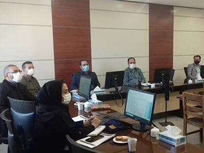 برگزاری جلسات کارگروه رفع آبگرفتگیهای معابر شهری در سطح مناطق سهگانه شهرداری
