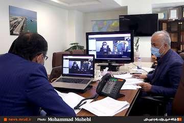 برگزاری جلسه ویدئو کنفرانس مجمع عادی سالانه شرکت آزمایشگاه فنی و مکانیک خاک