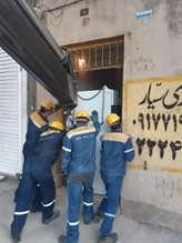 پستهای فرسوده برق در مرکز شهر شیراز ساماندهی شد