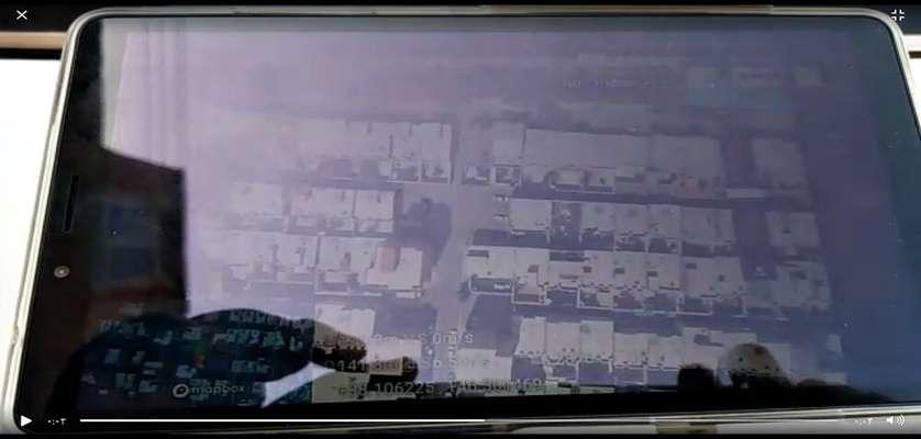 اجرای دومین مرحله عملیات رصد هوایی برای مقابله با تخلفات ساختمانی