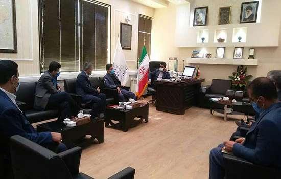 جلسه بررسی مصوبات کارگروه توسعه شهرستان مهریز