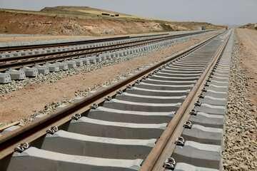 یکهزار کیلومتر خط دوم ریلی تا پایان دولت دوازدهم بهرهبرداری میشود