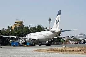 تعطیلی یکماهه فرودگاه چابهار/آمادگی فرودگاههای زاهدان، زابل و ایرانشهر برای پذیرش مسافر