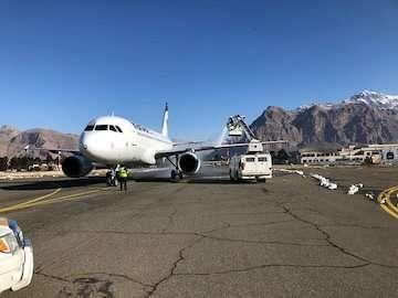 گزارش عملکرد سه ماه نخست شرکت ایران ایر (هما)/ جابهجایی ۳۰۴ هزار مسافر در شبکه پرواز طی ۹۰ روز