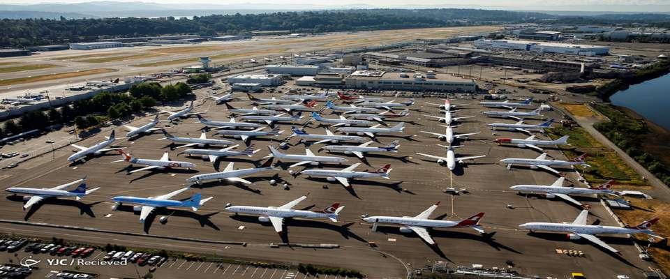 کاهش ۴۲ درصدی میزان پذیرش مسافر در فرودگاههای کشور در مرداد ماه