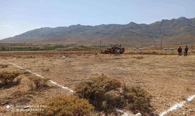 آغاز عملیات احداث پاسگاه محیط بانی افوس در منطقه شکار ممنوع ستبله