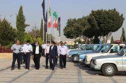 آمادگی شیراز برای بارندگیهای پیش رو با لایروبی و پاکسازی آبراههها