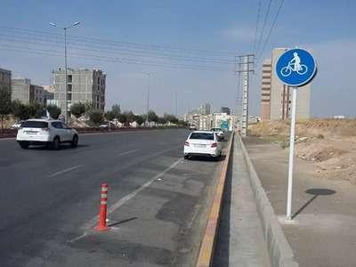 اشغالکنندگان مسیرهای دوچرخه اعمال قانون میشوند