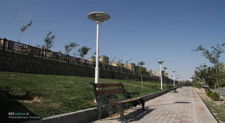 افتتاح دو پارک محلهای به مساحت ۹۵۰۰ مترمربع
