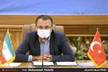 برگزاری نهمین اجلاس کمیسیون مشترک حمل و نقل ایران و ترکیه به طور ویدئوکنفرانس