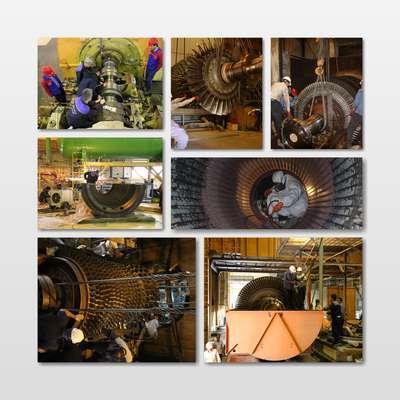 شروع فصل تعمیرات در نیروگاه یزد
