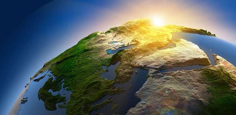 سه گانه تفکیک ناپذیری بهنام؛ زندگی، کره زمین و اُزن