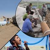 بهرهمندی 96 درصد روستائیان قم از آب سالم