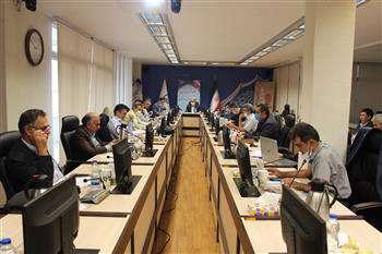 برگزاری دويست و پنجاه و یکمین جلسه شورای مرکزی با ۳ دستور کار