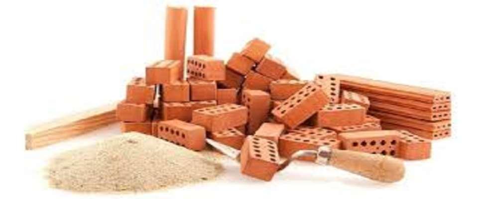 قیمت انواع مصالح ساختمانی در ۲۵ شهریور