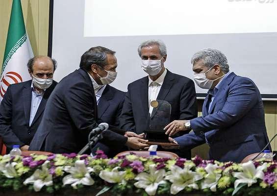 شرکت آب منطقه ای آذربایجان شرقی به عنوان دستگاه اجرایی برتر...