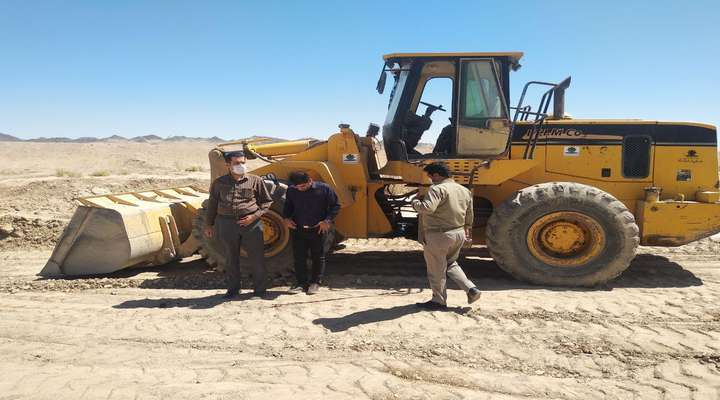 توقیف چهار دستگاه خودرو کشنده سنگین در سیستان و بلوچستان