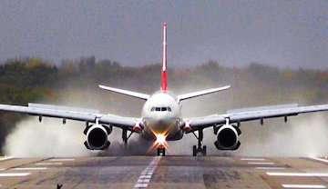 بازگشت هواپیمای ایرباس A۳۲۰ به تهران/ پرواز مسافران به مقصد کرمانشاه با هواپیمای جایگزین انجام میشود