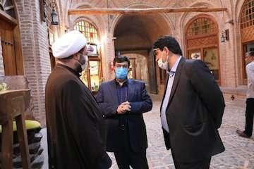 باز شدن گره ۳۰ ساله طرح توسعه آستان مقدس امامزاده حسین