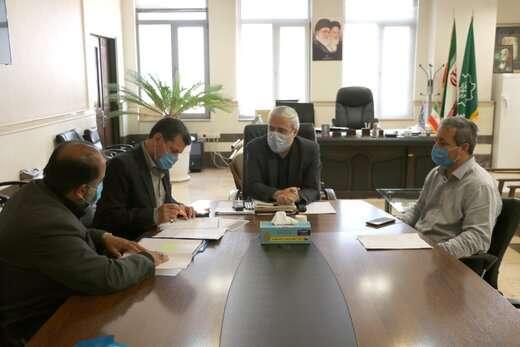 تشکیل جلسه بررسی ابعاد حادثه خیابان طالقانی