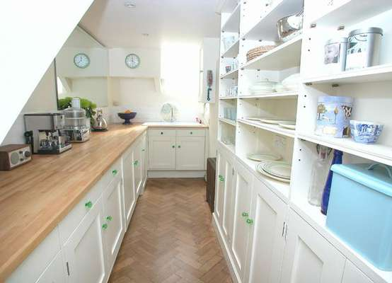 باریک ترین آپارتمان لندن با ۱۶۵ سانتیمتر عرض!