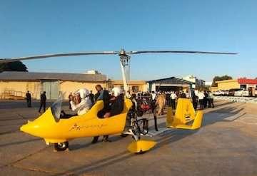 احداث نخستین آشیانه پرواز فوق سبک در بوشهر/ امکان راهاندازی ایر تاکسی هوایی با پشتیبانی بخش خصوصی